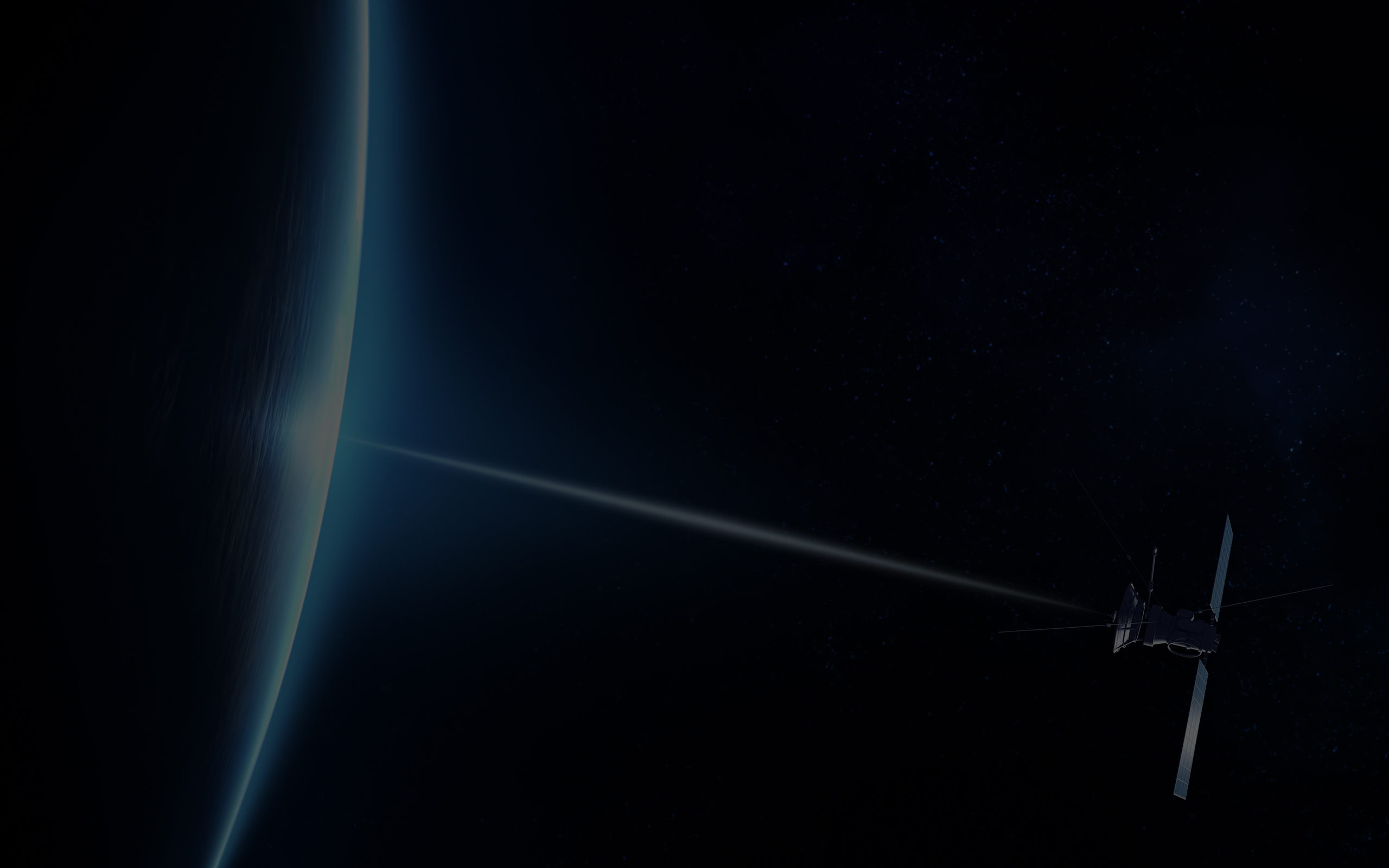Background image slider - Apollo SatCom
